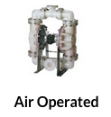 benefits air operated double diaphragm