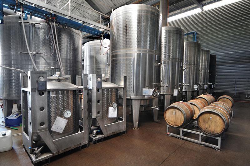 Industrial Pumps for U.S. Food & Beverage Industry