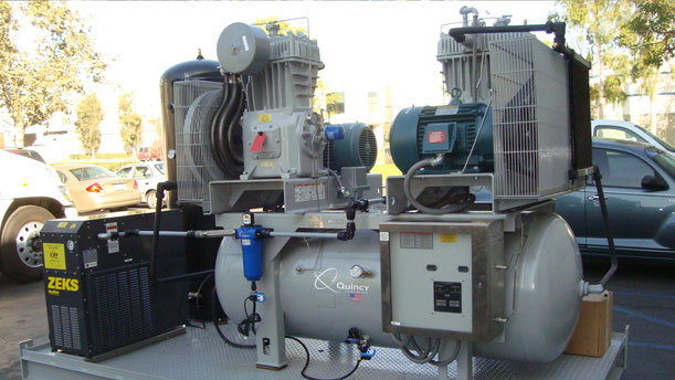 complete pump fabrication