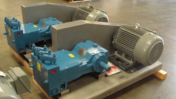 industrial pump coatings