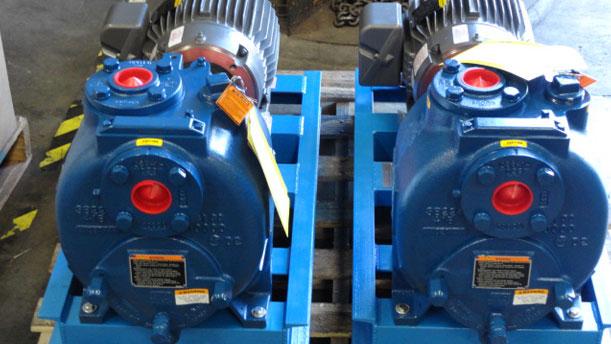 industrial pumps new equipment sourcing