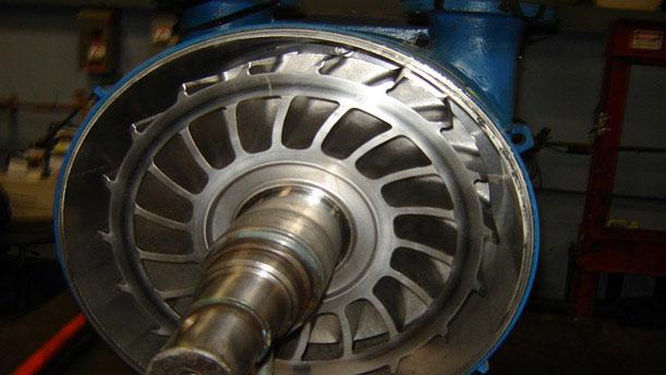 industrial pump retrofit
