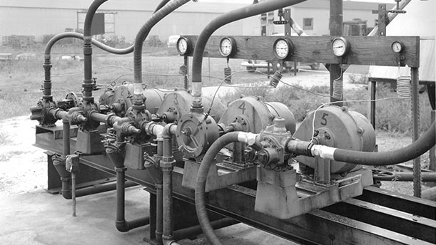 Pump Engineering Industrial Pump History