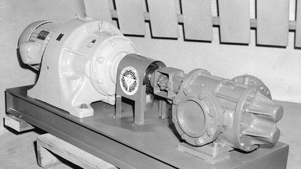 Pump Engineering Industrial Pump History
