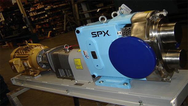industrial pumping equipment
