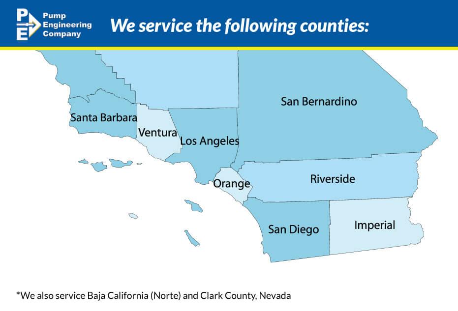 southern california industrial pump repair service maintenance