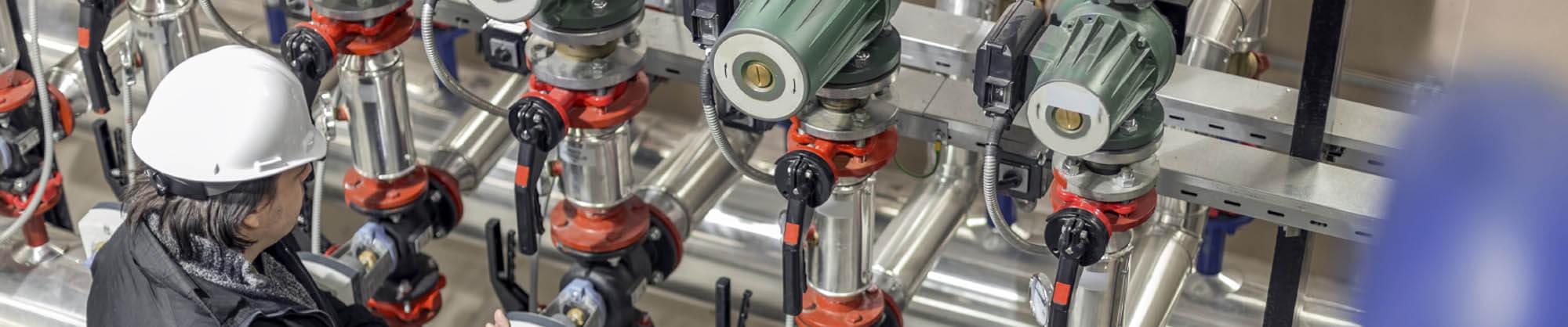 Industrial Pump Service, Repair & Distribution