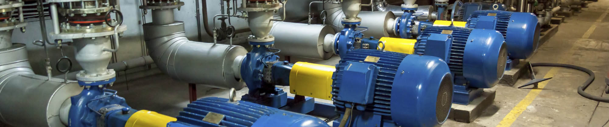 Industrial Pump Service, Repair & Distribution