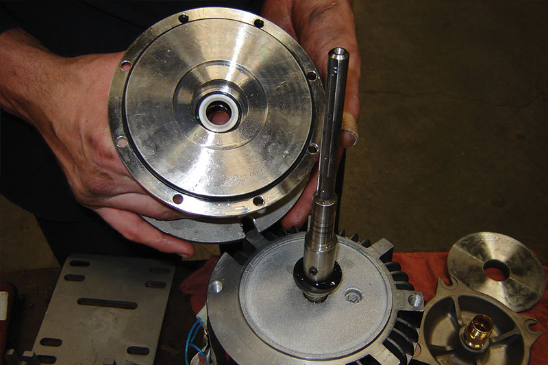 types of industrial pumps we repair and service